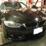 BMW4シリーズにデッドニング&スピーカー交換しました