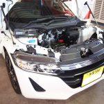 東京都よりご来店のS660にシートヒーター取り付けました。