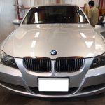 BMWにデッドニング施工ご依頼頂きました。