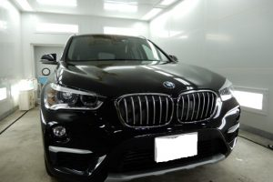 BMW デッドニング作業