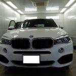 BMW X5にフォーカルスピーカー&セキュリティー機能付き最新ドラレコ取付けしました。