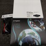 新型アルファードにセキュリティー機能付きドラレコ ユピテルS10取付けしました。