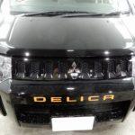 新車デリカD5ロックフォードT2スピーカー&デッドニング施工しました♪