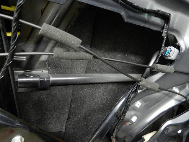 スバルWRX フルデッドニング