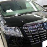 トヨタ・アルファードが東京都品川区よりご入庫され、フルデッドニングを施工させて頂きました!
