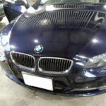 BMW335ドアデッドニング施工で音質改善♪