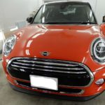 神奈川県よりご来店の新車ミニにフォーカルスピーカーを取り付けしました♪
