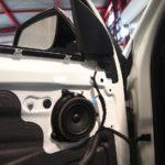 千葉県F市よりBMW X3がご入庫!フォーカルスピーカーで音質改善♪