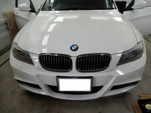BMW専用フォーカルスピーカーで音質改善♪ 千葉県N市よりご来店いただきました。