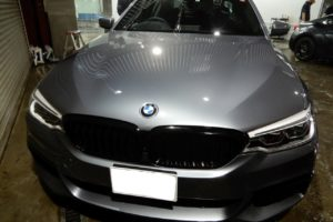 BMW5シリーズにフォーカルスピーカー