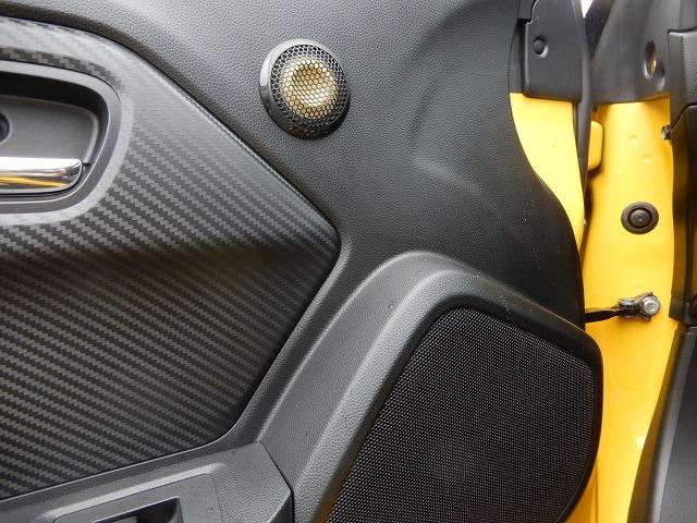 ホンダS660にデッドニング・スピーカー交換施工 フロントドアの画像