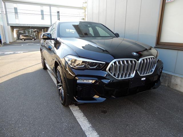 BMW X6 スピーカー交換