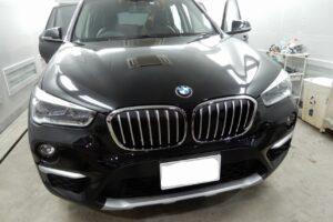 BMW ルーフデッドニング施工
