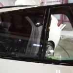 BMW5シリーズ 断熱フィルムで暑さ対策