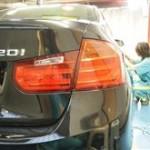 BMW3シリーズ高級ガラスコーティング