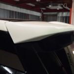 BMWミニ/断熱フィルムをリアセットに施工させていただきました。