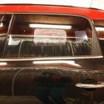 BMWミニクロスオーバーに断熱フィルム「リアセット」を施工させていただきました。