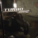 BMW3シリーズのテールランプにスモークフィルムを施工致しました。