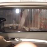 アウディA3 カーフィルム(断熱フィルム)を施工させていただきました。