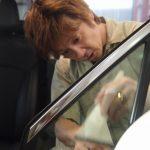 BMWにカーボンフィルムを施工しました。