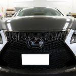 レクサスRCが千葉県松戸市よりご入庫され、様々なパーツにカーボンラッピングを施工させて頂きました。