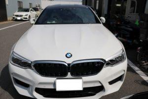 BMWX5 カーフィルム