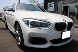 BMW M140iにLFTフィルムを施工