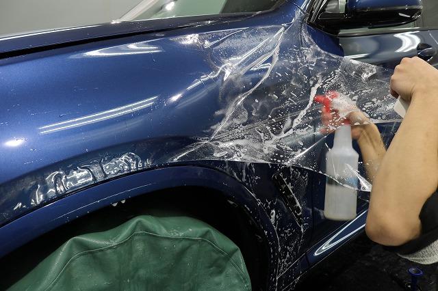 BMW 千葉県 プロテクションフィルム