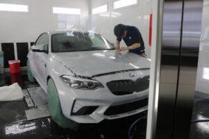 BMW M2にプロテクション施工です XPEL 千葉県