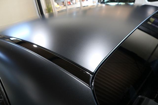 メルセデスベンツE63Sにプロテクションフィルム施工いたしました! マット塗装 サテン仕上げ XPEL STEALTH