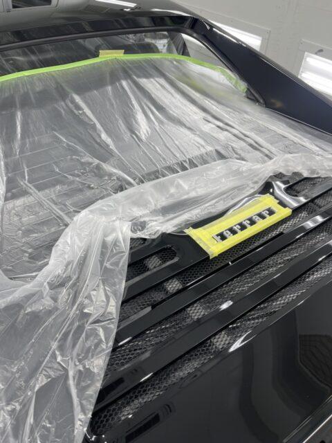 フェラーリ F355 PPF施工をさせていただきます!!(前編) プロテクションフィルム 千葉県 東京都  XPEL ULTIMATE PLUS,