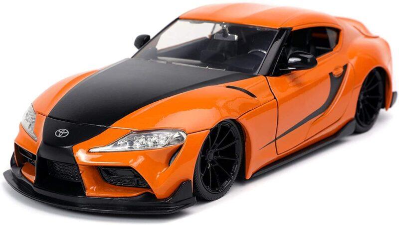 トヨタ GRスープラ ワイルドスピード カラープロテクション XPEL ULTIMATE PULS ZEL