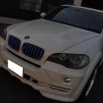 BMW:X5 プロテクションフィルム