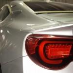 トヨタ86 クォーツガラスコーティング プレミアムフルコース