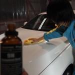 BMW4グランクーペにCeramiCPro9Hを施工させていただきました。
