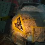 千葉県からご来店のフェアレディZにヘッドライトコートを施工させていただきました。