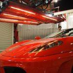 千葉県柏市よりご来店のフェラーリF430にCeramicPro9H4層コートを施工させていただきました。