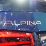 BMWアルピナD3にセラミックプロ9H1層コート&ヘッドライトコート&レザープロテクトコート&ウィンドウコート&ホイールコートを施工しました。