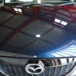 千葉県からお越しのマツダCX-5に親水性のカーコーティング『クォーツガラスコート』を施工させていただきました。