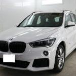 BMWX1にボディコーティング「メジャーブランドのエシュロンNANO-FIL]を施工させていただきました。
