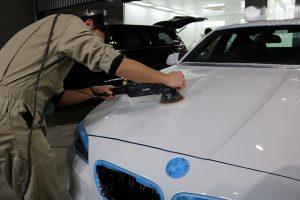 BMW 研磨