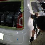 千葉県浦安市からお越しのVWアップに驚異の被膜硬度9Hのカーコーティング『セラミックプロ9H』をプレミアムフルコースで施工させていただきました。