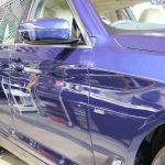 BMW5シリーズに超撥水性のエシュロンコーティングを施工致しました。