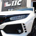 埼玉県川口市からお越しのM様が新車シビックにボディコーティングのセラミックシールドを施工しにご来店されました。