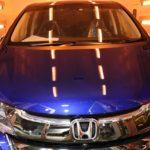 新車ホンダオデッセイにボディコーティング人気No.1商品セラミックコーティングを致しました。東京都足立区よりS様ありがとうございます!