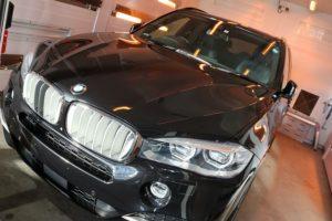 BMWX5 東京都コーティング