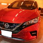 人気上昇中のコーティング新車日産リーフにファインラボヒールプラス(FEYNELAB HEALPLUS)の施工を致しました。東京都よりK様ありがとうございます。