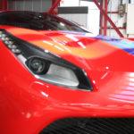 千葉県よりご来店のフェラーリ430にセラミックプロ9H5層コートを施工させていただきました。