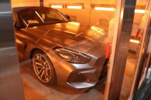 新車BMWZ4セラミックコーティング