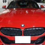 BMW Z4が埼玉県越谷市よりご入庫され、幌コーティングを施工させて頂きました!